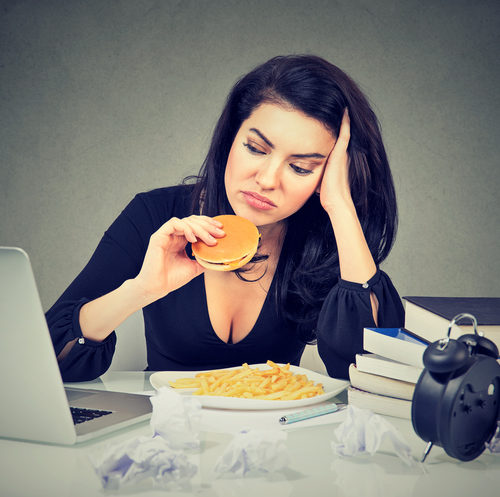 Could An Unhealthy Diet Increase Depression Symptoms?